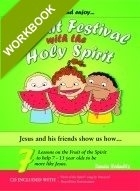A Fruit Festival with the Holy Spirit - workbooks