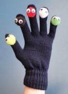 Goeie Nuus-handskoen