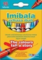 Imibali echaza ibali  - The colours tell a story